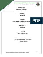 Mapa Conceptual Laboral