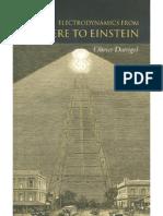 Darrigol, Olivier - Electrodynamics From Ampere to Einstein (2000)