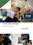 Catalogue FR Entre Mains Et Visage