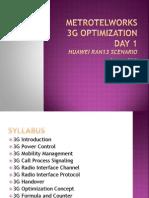 UMTS Traning - 3G Basic 1