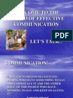 Effective Communication Ppt