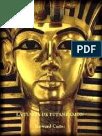 Carter, Howard - La Tumba de Tutankhamon