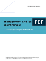 2011 Mlq30 Development Guide Junior Managers
