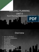 UNIT 0 Building Planning 27.08