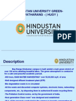 Hindustan University Green-YUVATHARANG