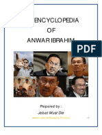 The Encyclopedia of Anwar Ibrahim