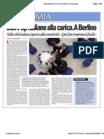 Start-up italiane a Berlino, di Chiara Merico, Avvenire 15-03-13