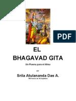 Bhagavad Gita - Version Atulananda Das