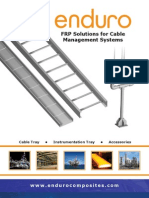 Enduro FRP Cable Management Systems Catalog 05-11