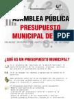 Presentacion Presupuestos 2013 Copy