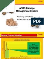 ASRS Damage fDecember Week 2