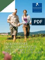Falkensteiner Hotel Directory 2013 De