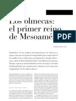 Florescano, Enrique-Los olmecas, el primer reino de mesoamérica