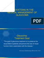 Innovations in medical management of glaucoma.ppt