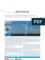 Greening Blue Energy Factsheet