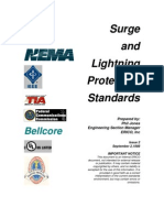 NFPA Surge and Lightning Protection Standards