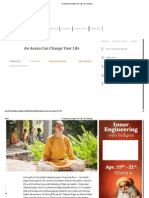 An Asana Can Change Your Life