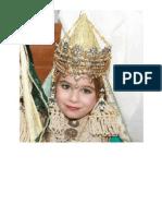 robes traditionnelles algériennes