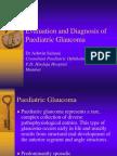 Paediatrics Glaucoma