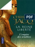 L'Empire Des Tenebres - Jacq,Christian