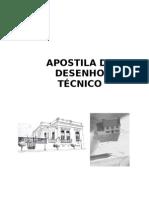 Desenho Tecnico Arquitetonico - Leitura de Projetos