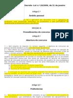 Republicação Do Decreto20-2006