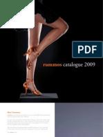sapatos dança catálogo