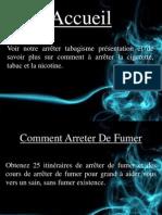 Facon Pour Arreter de Fumer, Cigarette, Nicotine