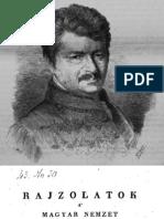 Horvát István - Rajzolatok a Magyar Nemzet legrégiebb történeteiből 1825.