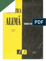 Herbert Andreas Welker-Gramatica Alema Welker