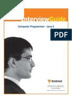 Computer Programmer - JAVA2