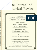 The Journal of Historical Review Volume 08 -Number- 4-1988