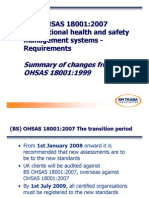 bs-ohsas18001-2007 changes