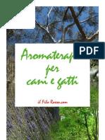 Aromaterapia per Cani e Gatti de ilFiloRosso