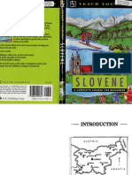 Teach Yourself Slovene