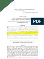 jerarquias etnicas Guaviare