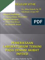 2. Pemeriksaan Laboratorium Terkini Pada Demam Akibat - Dr Abas