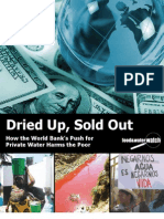 Dried Up, Sold Out