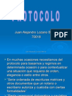 PROTOCOLO JALB 70018