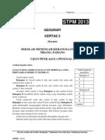 Geografi STPM
