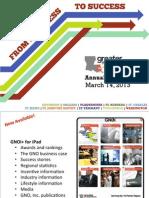 GNO, Inc. Annual Meeting Presentation