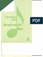 Partituras Arautos Do Rei_ Favoritos Volume 2