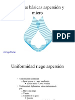 Curso Basico Aspersion y Micro
