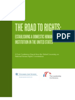 The Road to Rights The Road to Rights