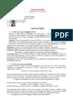 Riassunto Del Manuale Del Film Linguaggio, Racconto, Analisi; Rondolino