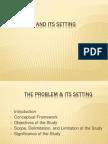 2_Problem & Its Settings2