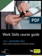 2012 Workskills Guide