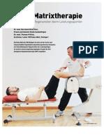 Matrix Therapie ZRT in der VFB Reha Welt