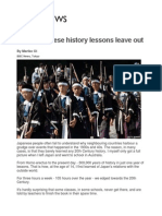 Japanese History Lessons