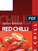 Sector Brief Red Chilli